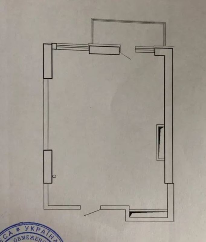 1-комнатная квартира в ЖК Лимнос