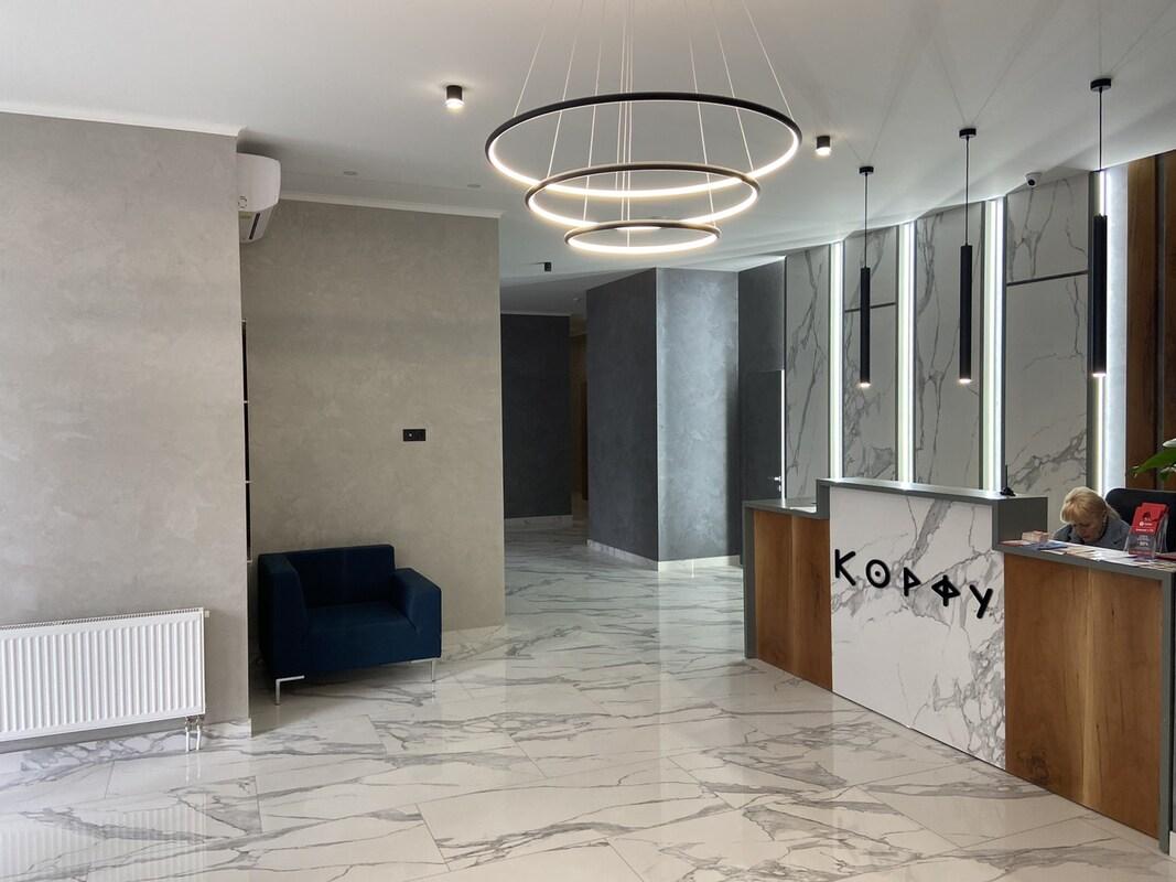 2-комнатная квартира в ЖК Корфу