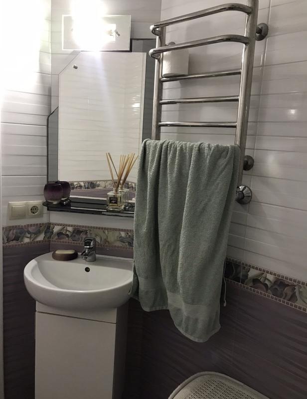 2-комнатная квартира в ЖК Подкова
