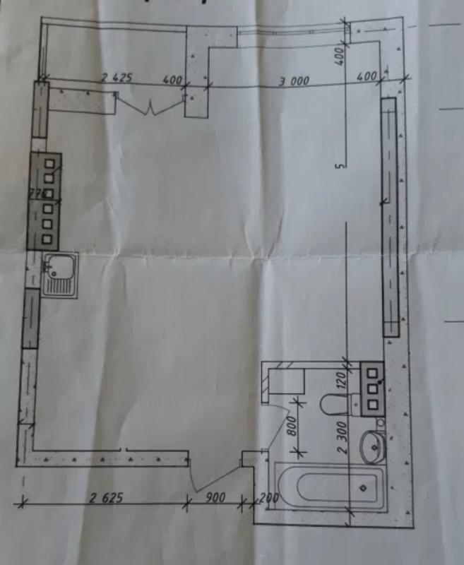 1-комнатная квартира в ЖК Клаб Марин 2
