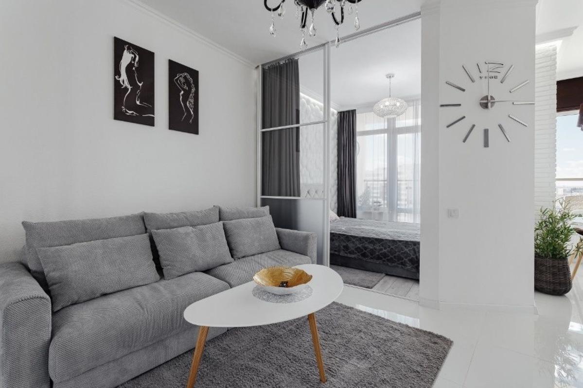 2 комнатная квартира в Аркадии в ЖК 36 Жемчужина