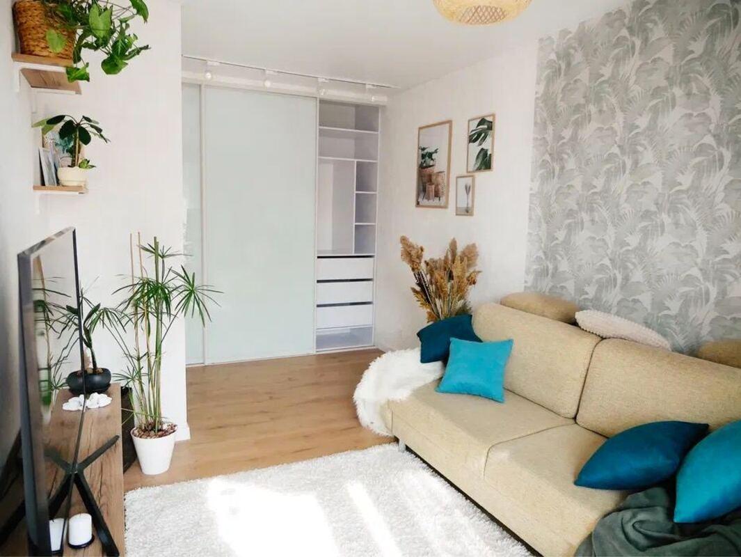 1 комнатная квартира в ЖК Монблан