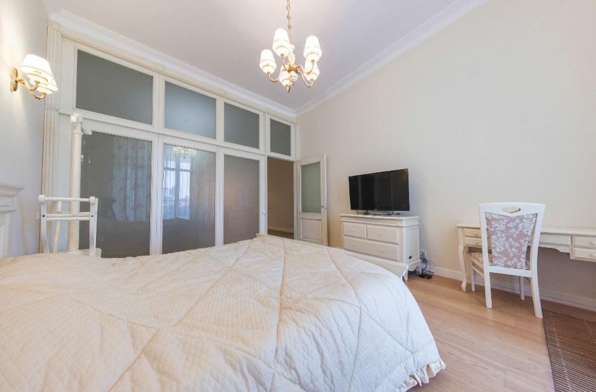3 комнатная квартира с видом на море в Аркадии