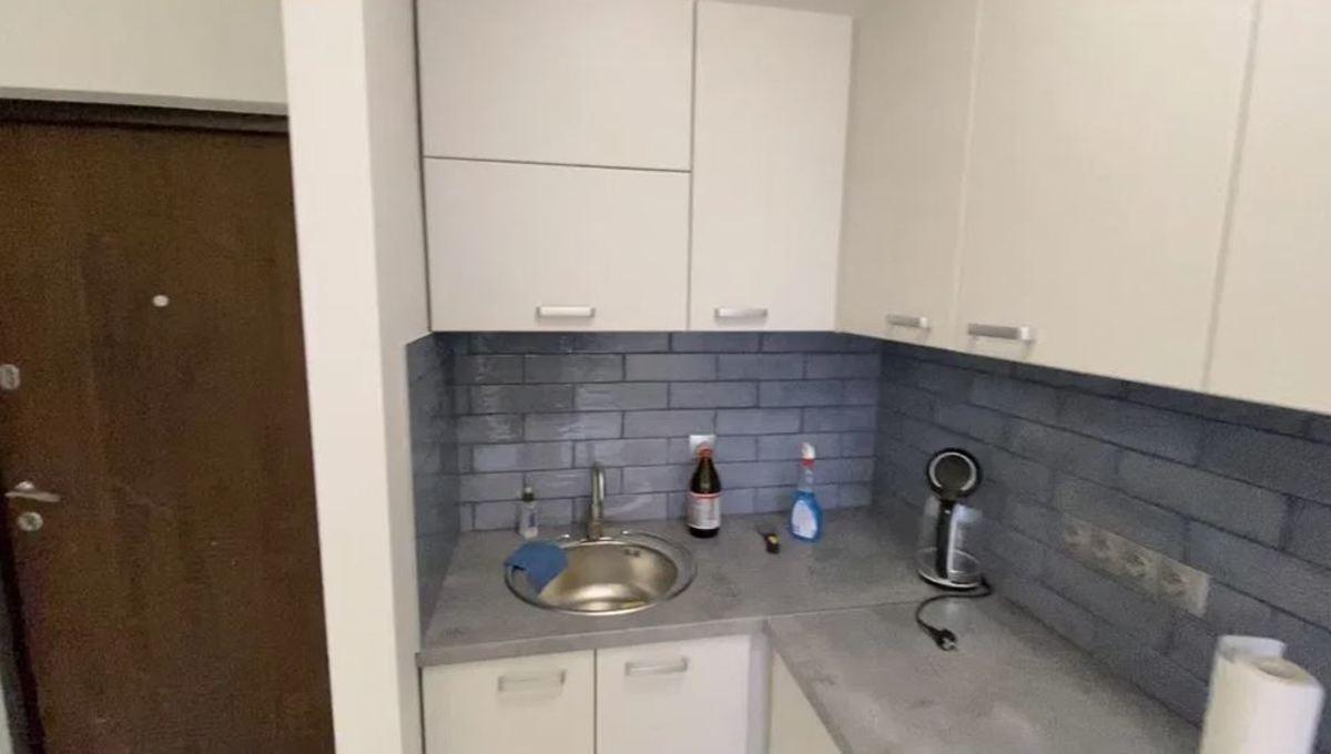 1-комнатная квартира-студия в ЖК Лимнос