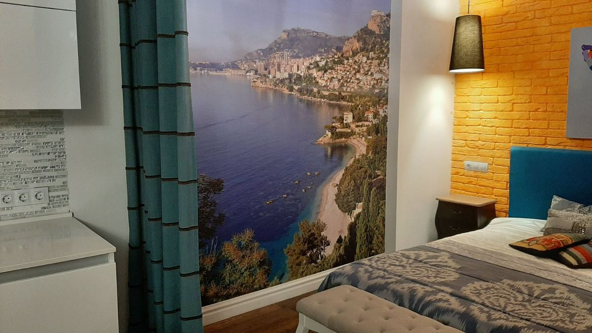 2 комнатная квартира с видом на море в ЖК Армейский