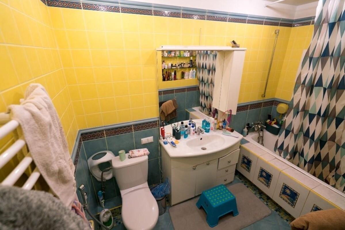 4 комнатная квартира на улице Педагогическая