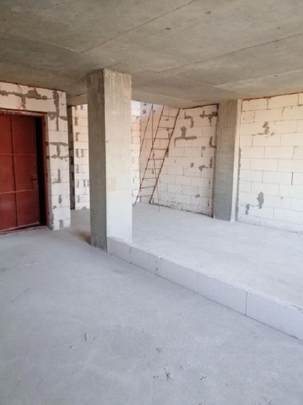 3-комнатная двухуровневая квартира на Глушко, СК Стикон