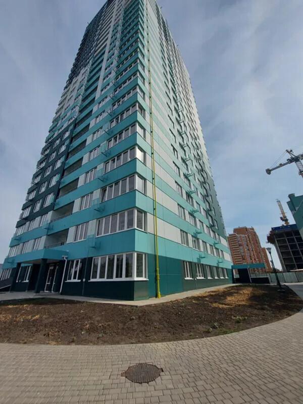 3-комнатная квартира в ЖК Альтаир-3