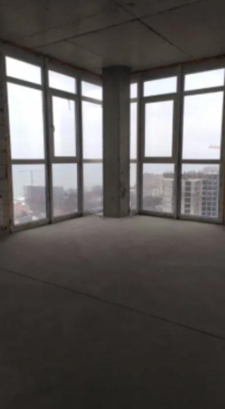 Видовая 3 комнатная квартира на ЖК Аквамарин