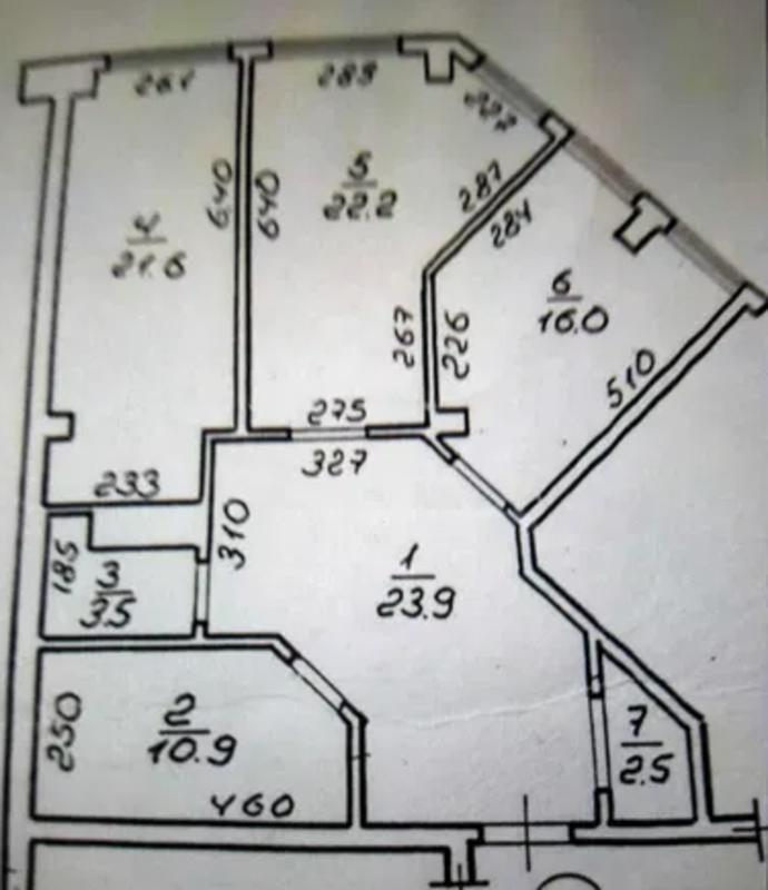2-комнатная квартира в ЖК Фонтан