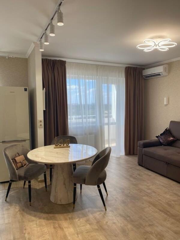 1 комнатная квартира-студия по улице Тополевый переулок