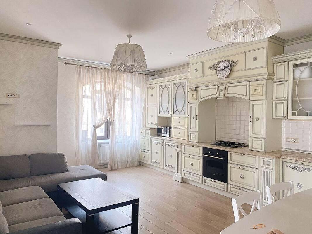 2 комнатная квартира в ЖК Патриций по ул. Маразлиевская