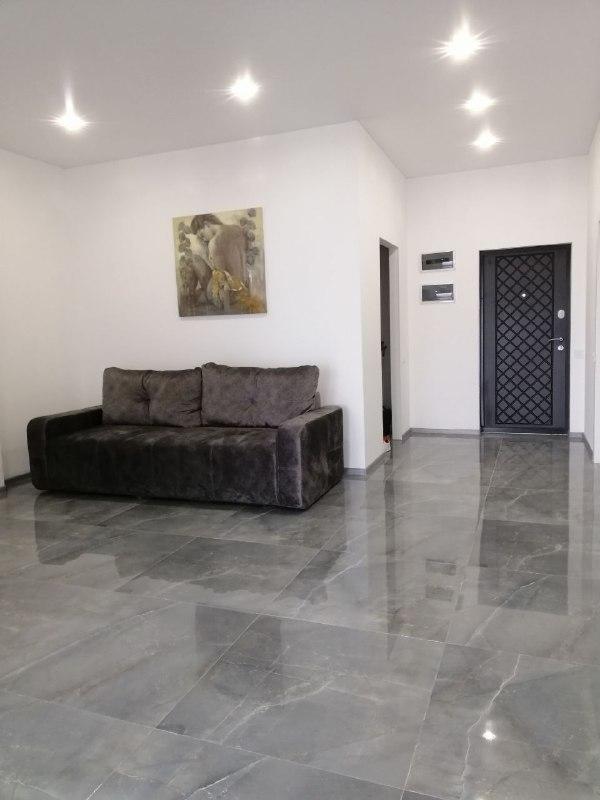 2 комнатная стильная квартира в ЖК Гагарин Плаза