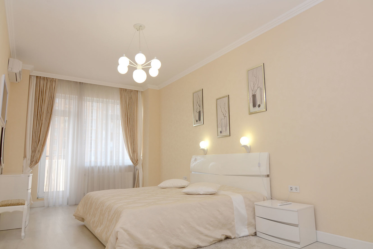 3 комнатная квартира в ЖК 2 Жемчужина/Гагаринское Плато