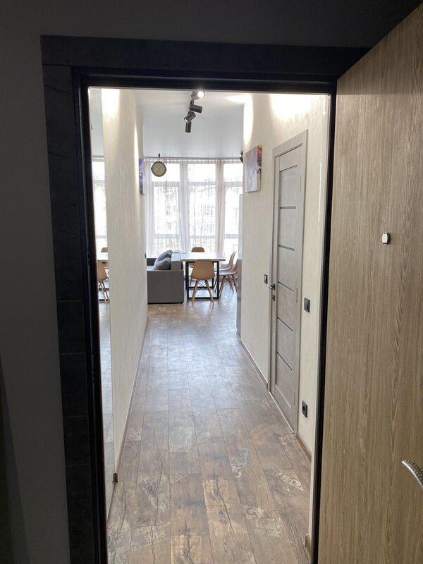 2-комнатная квартира в ЖК 4 Сезона