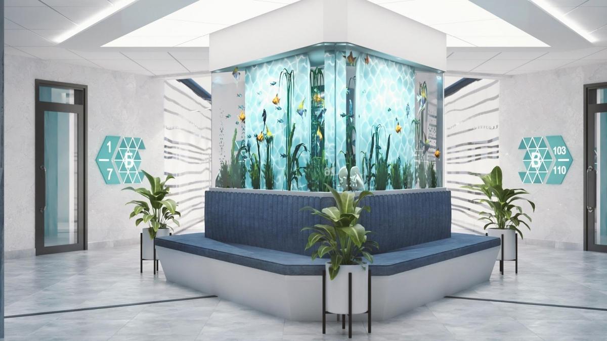 1-комнатная квартира с видом на море в ЖК Аквамарин