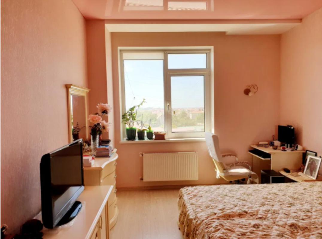 2 комнатная квартира в 21 Жемчужине с видом на море