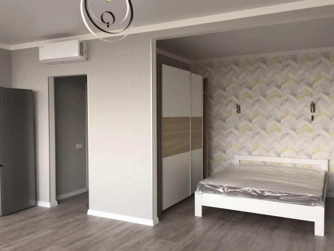 1-комнатная квартира-студия в ЖК 34 Жемчужина