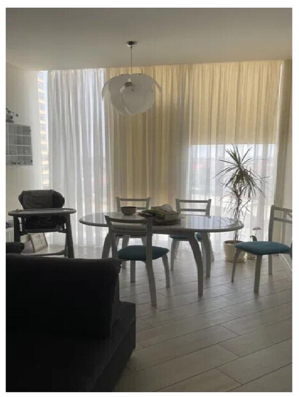 3-комнатная квартира в 5 Жемчужине