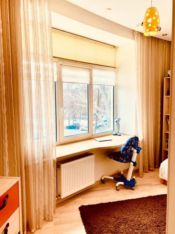 3-х комнатная квартира в ЖК Подкова