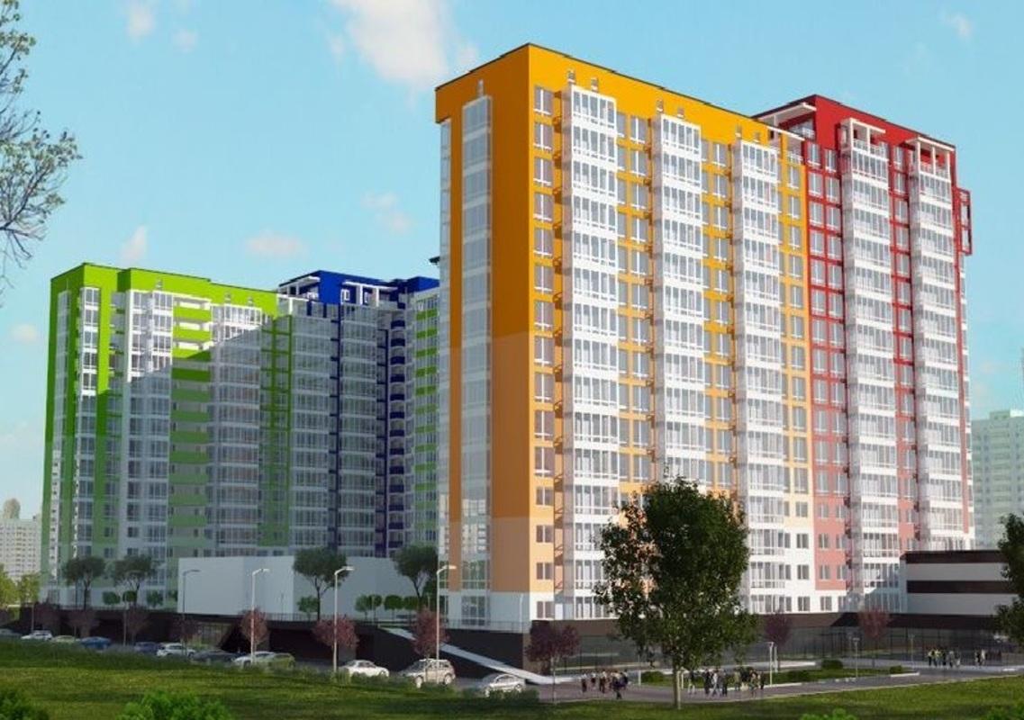 Смарт-квартира в ЖК Акварель 2 на Таирова