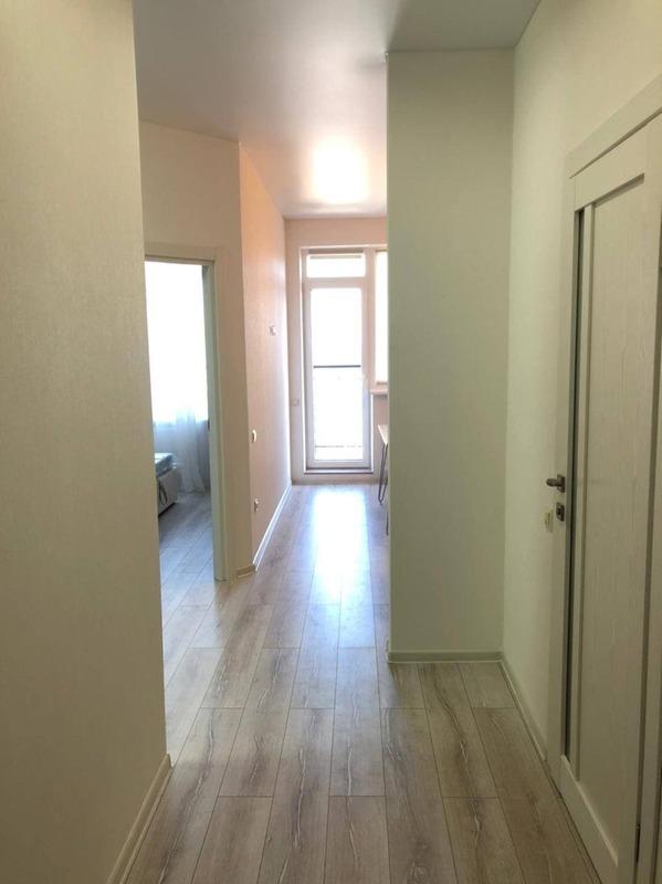1-комнатная квартира в 51 Жемчужине с ремонтом.