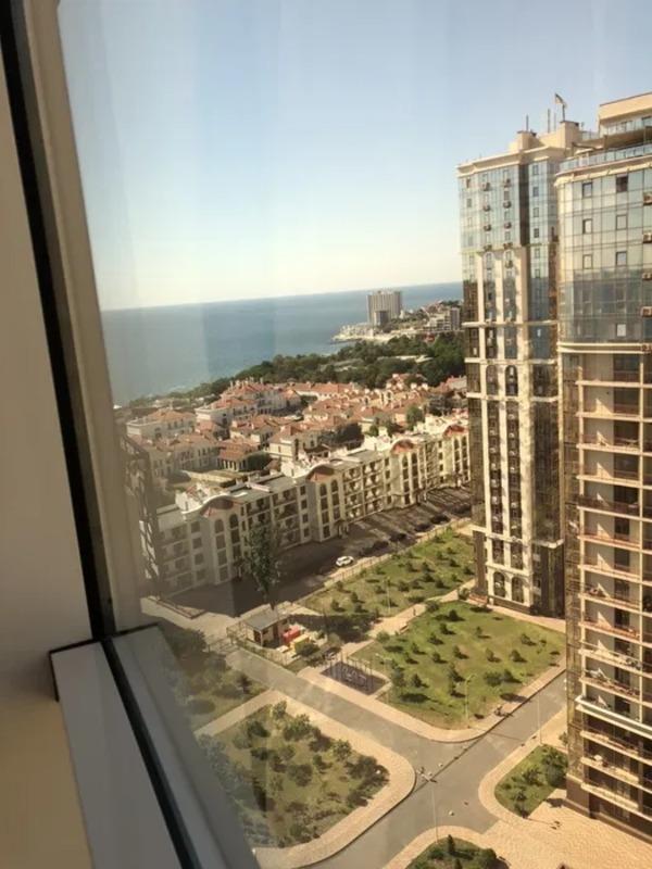 3 комнатная квартира с видом моря в 9 Жемчужине