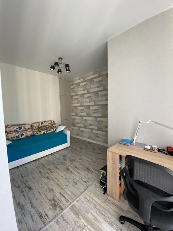 2 комнатная квартира с ремонтом в ЖК Гагаринский