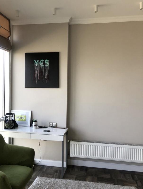 1-комнатная квартира с ремонтом в 5 Жемчужине