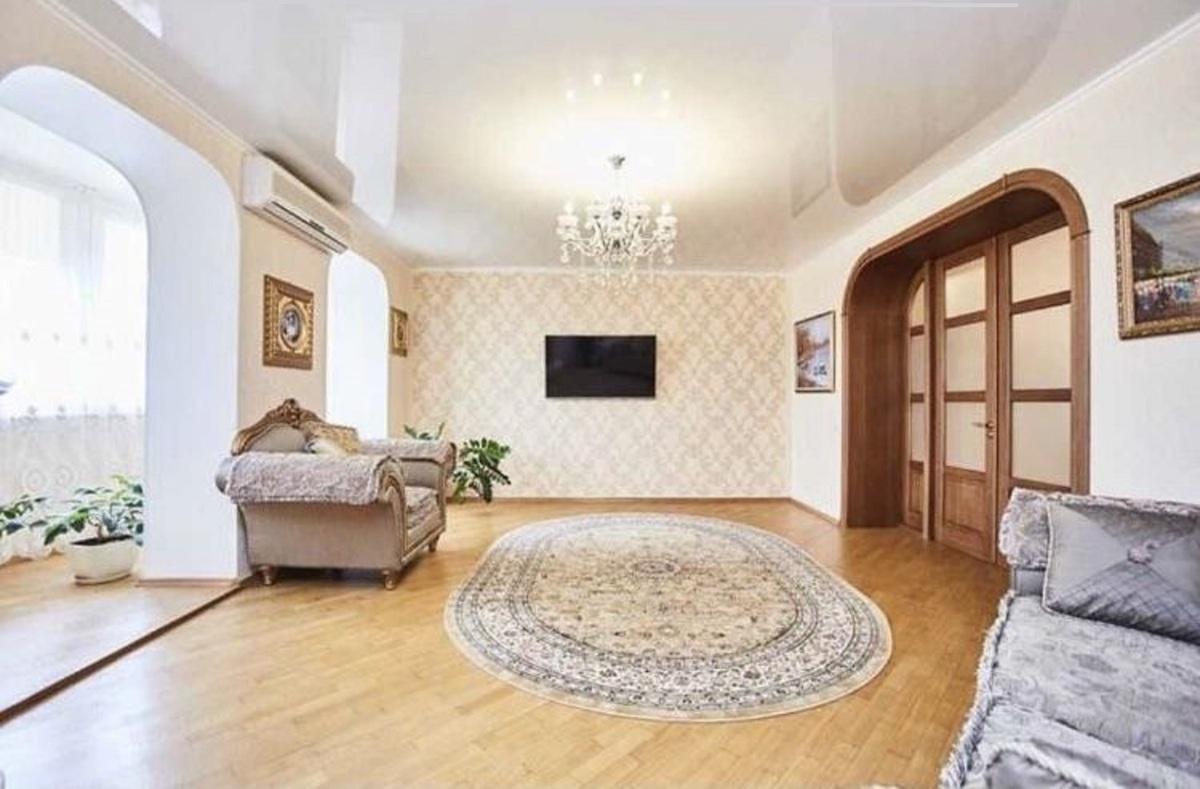 3-комнатная квартира на Посмитного