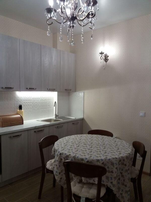 1-комнатная квартира с видом на море в Гагарин Плаза.