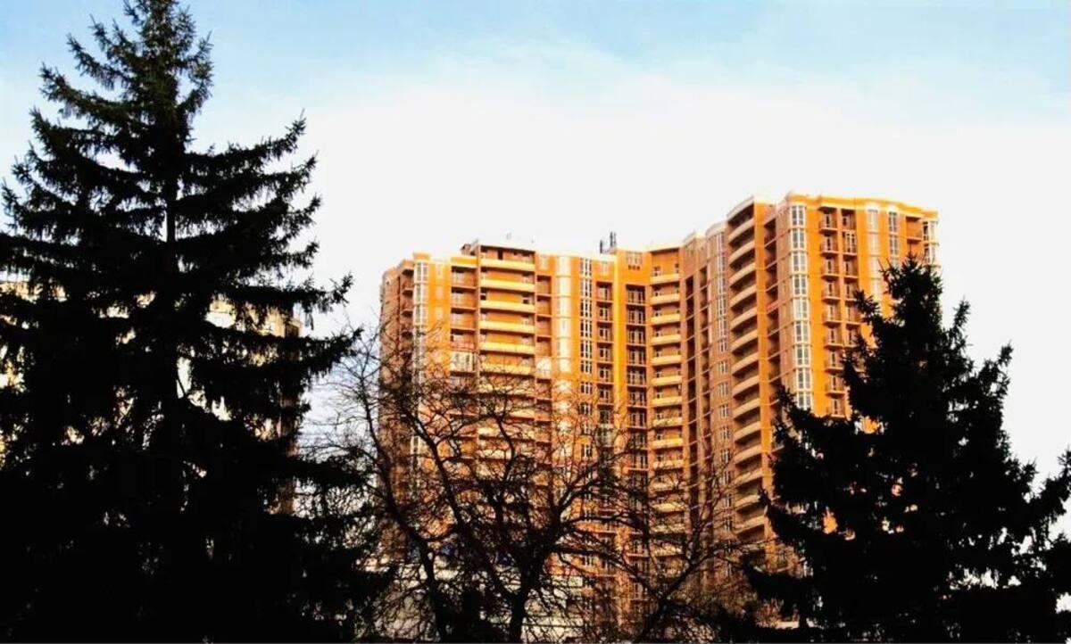 Двухуровневая квартира в ЖК Гагаринский