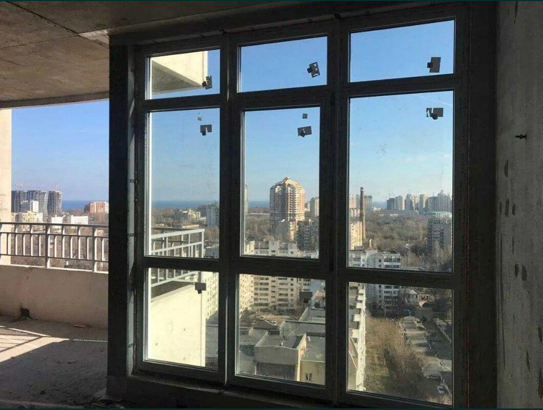 1 комнатная квартира в ЖК 4 сезона с видом на море