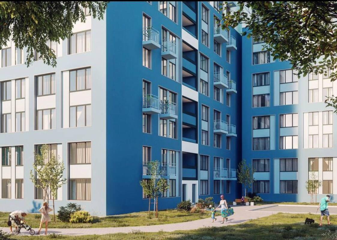 1-комнатная квартира в ЖК Морская Резиденция