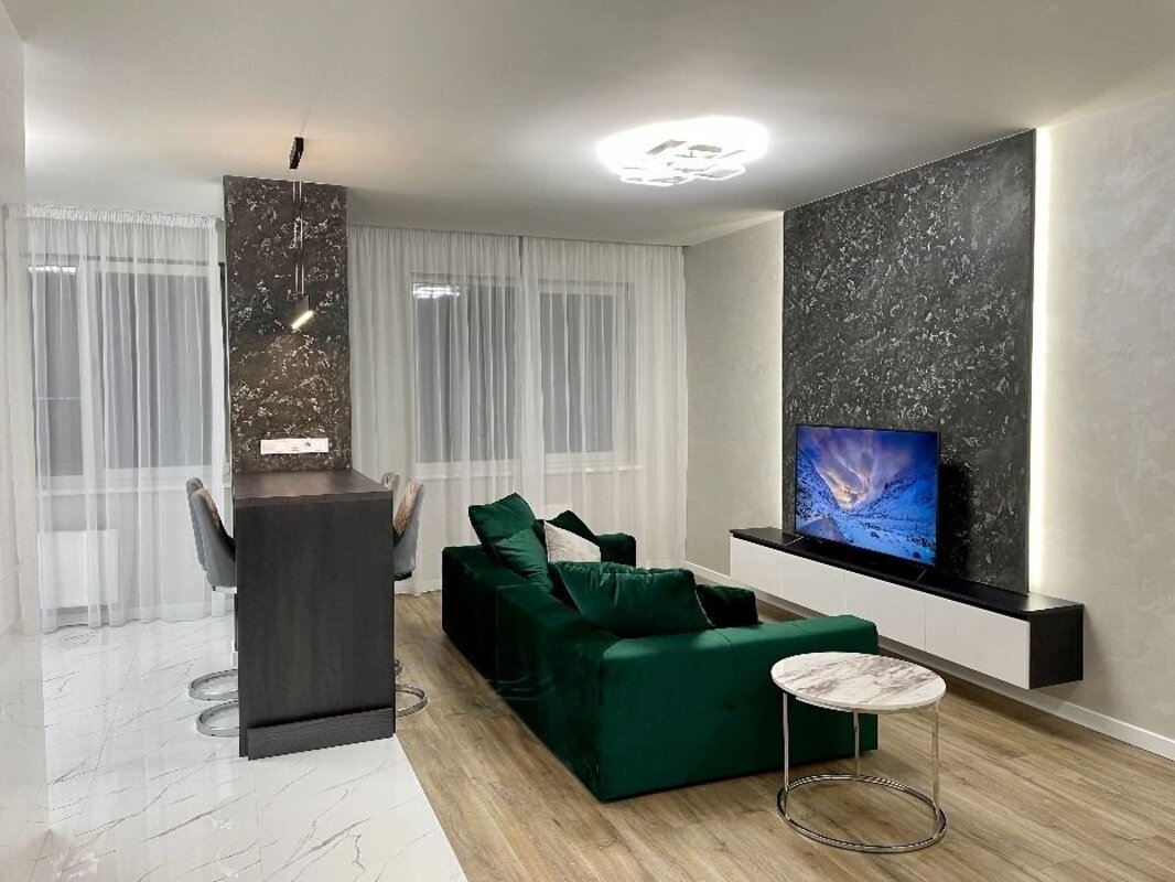1 комнатная квартира с видом на море в 37 Жемчужине