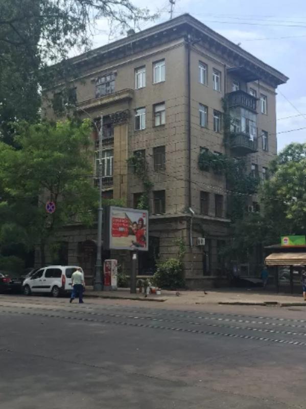 2 комнатная квартира в центре на Преображенской