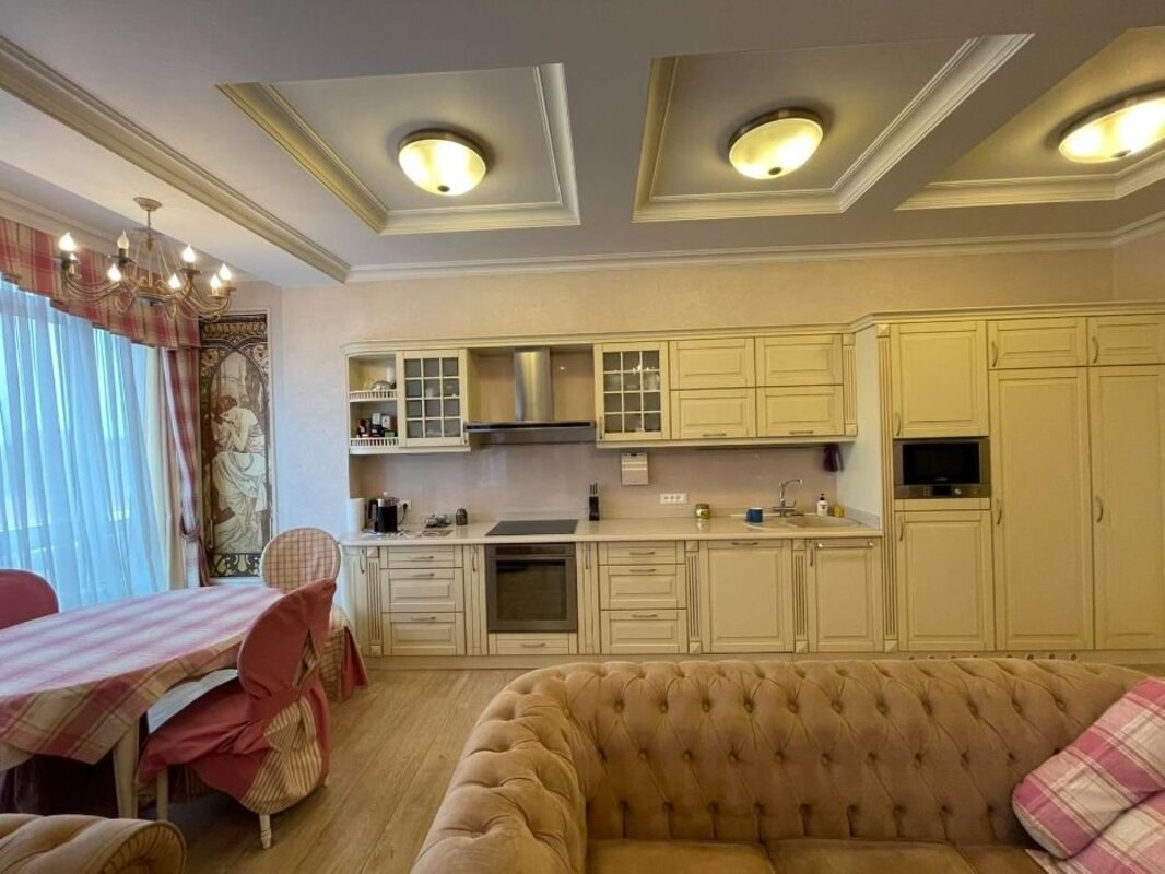 3 комнатная квартира в ЖК Сигурд Холл