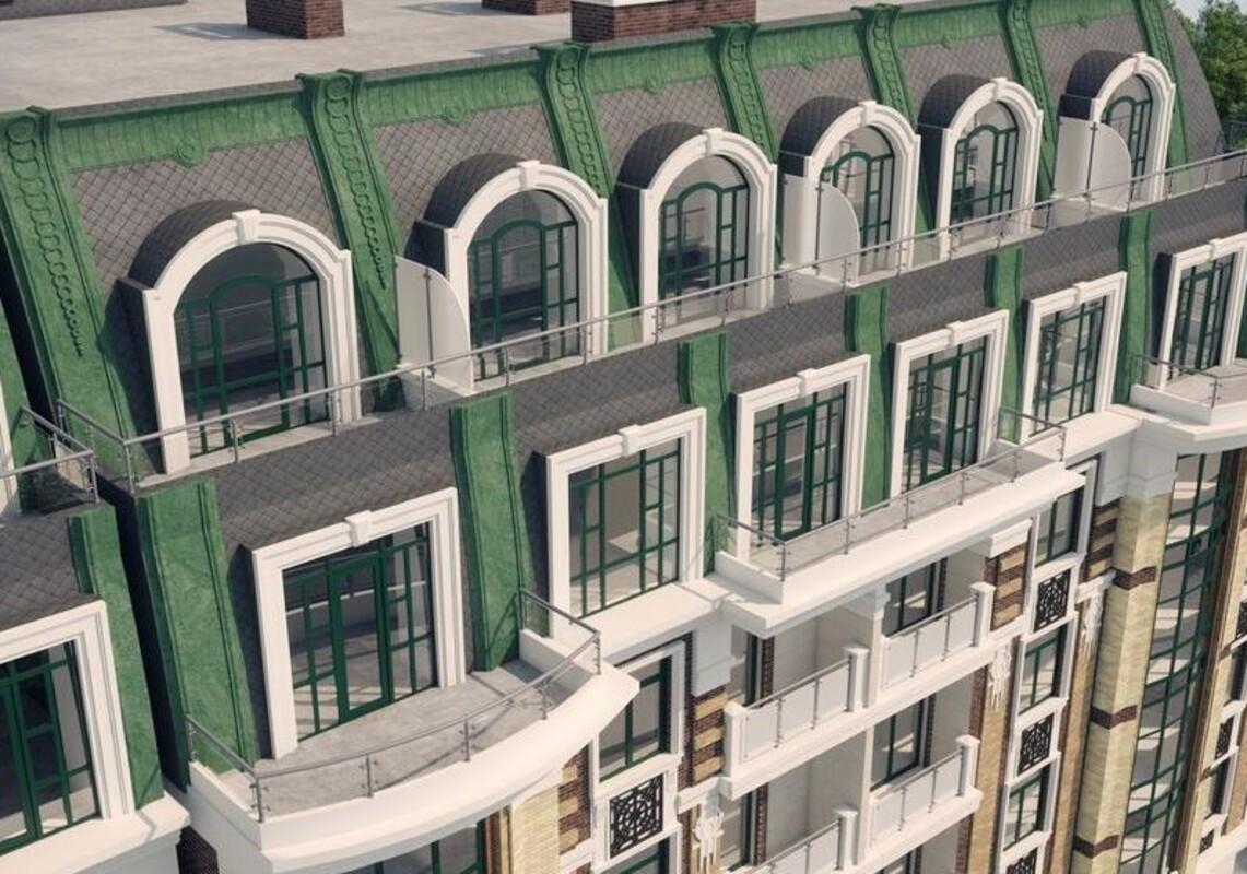 1-комнатная квартира в ЖК на Еврейской от компании Будова