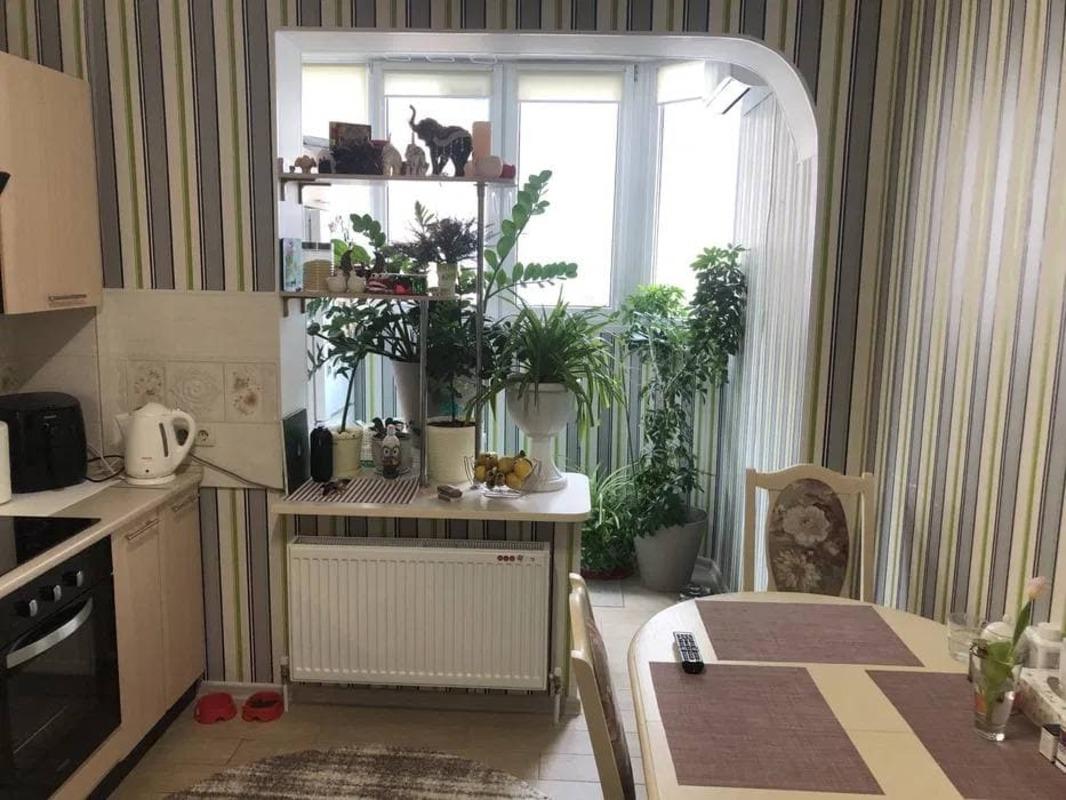 3-комнатная квартира в ЖМ Радужный