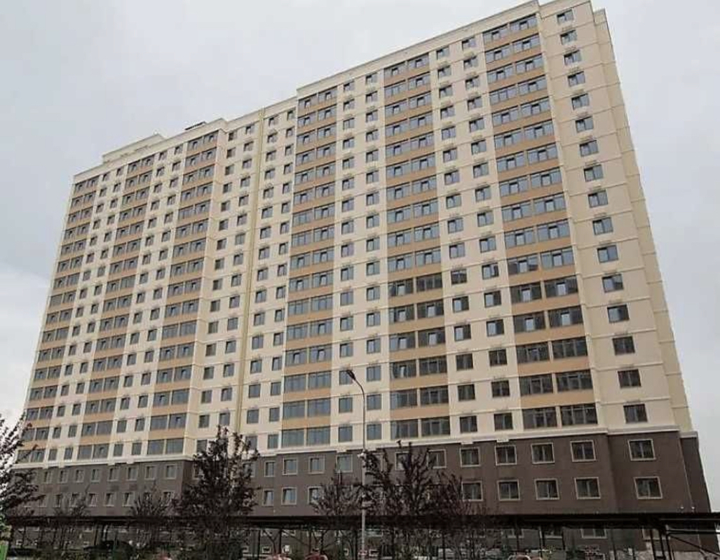 1-комнатная квартира в 53 Жемчужине