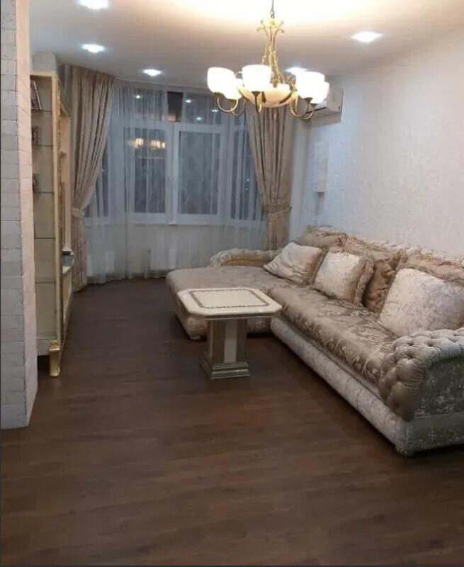 2 комнатная квартира в ЖК Нагорный
