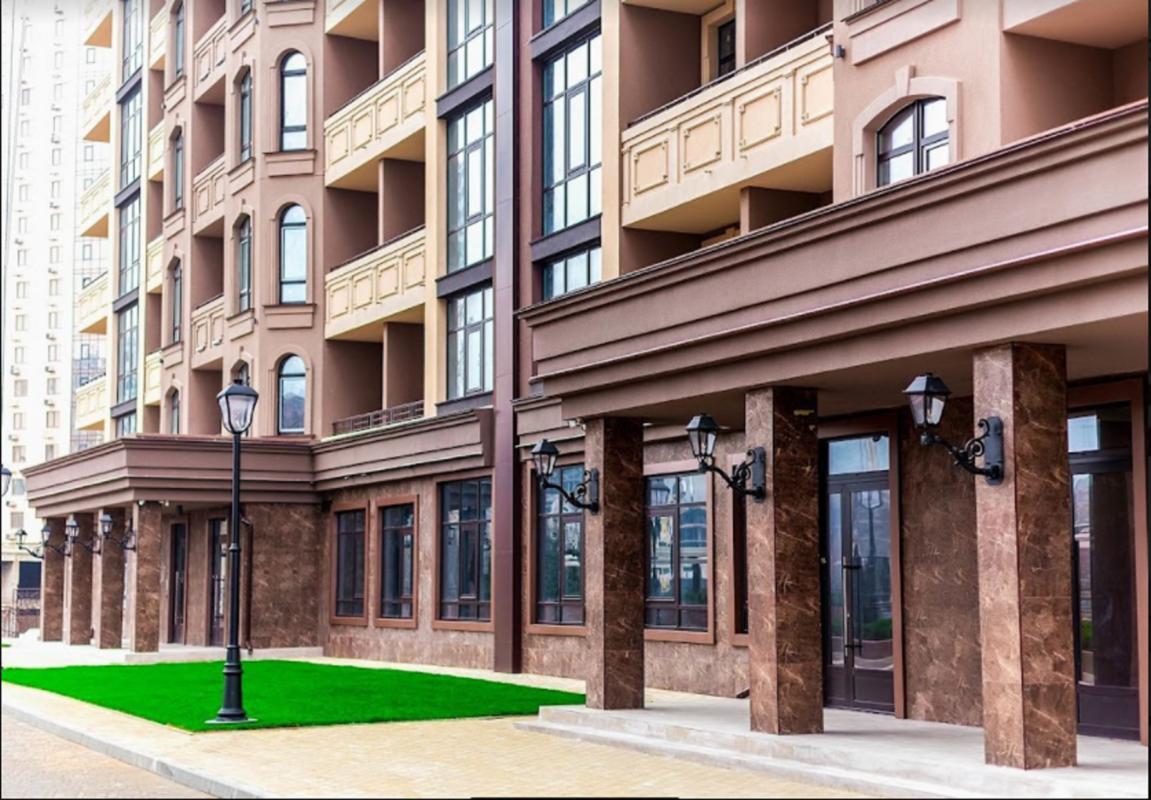 3-комнатная квартира в ЖК Элегия Парк