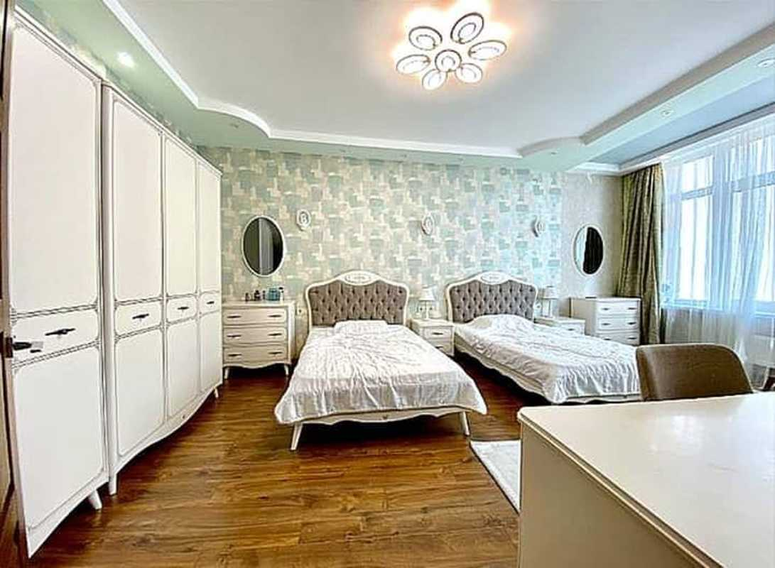 5 комнатная квартира с видом моря в 27 Жемчужине