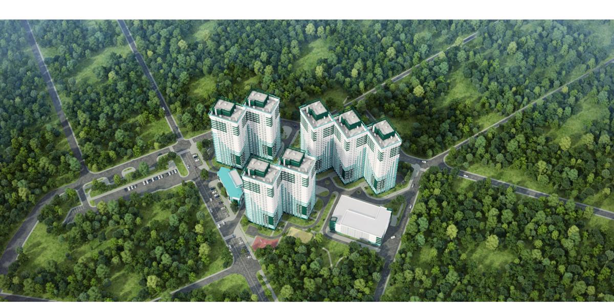 1-комнатная квартира в ЖК Альтаир-3