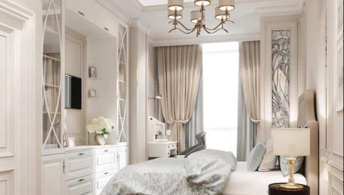 1-комнатная квартира на Французком Бульваре