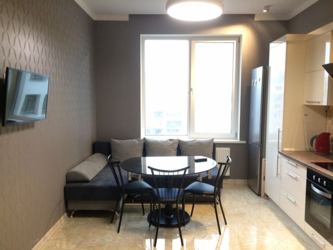 1 комнатная квартира в ЖК Аркадия Хиллс