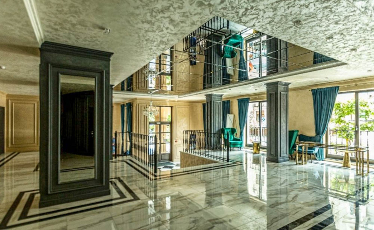 1-комнатная квартира в ЖК Граф