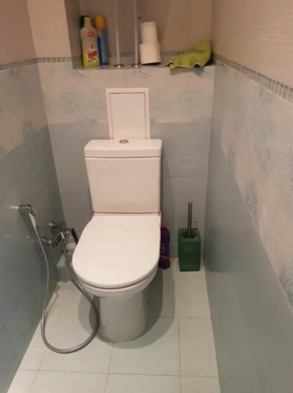 3-комнатная квартира в ЖК Капитан