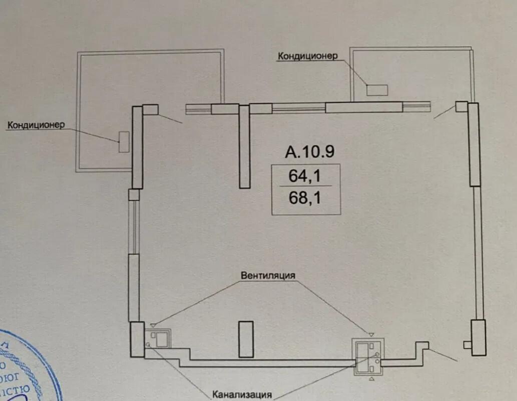 2 комнатная квартира в ЖК Акрополь 3
