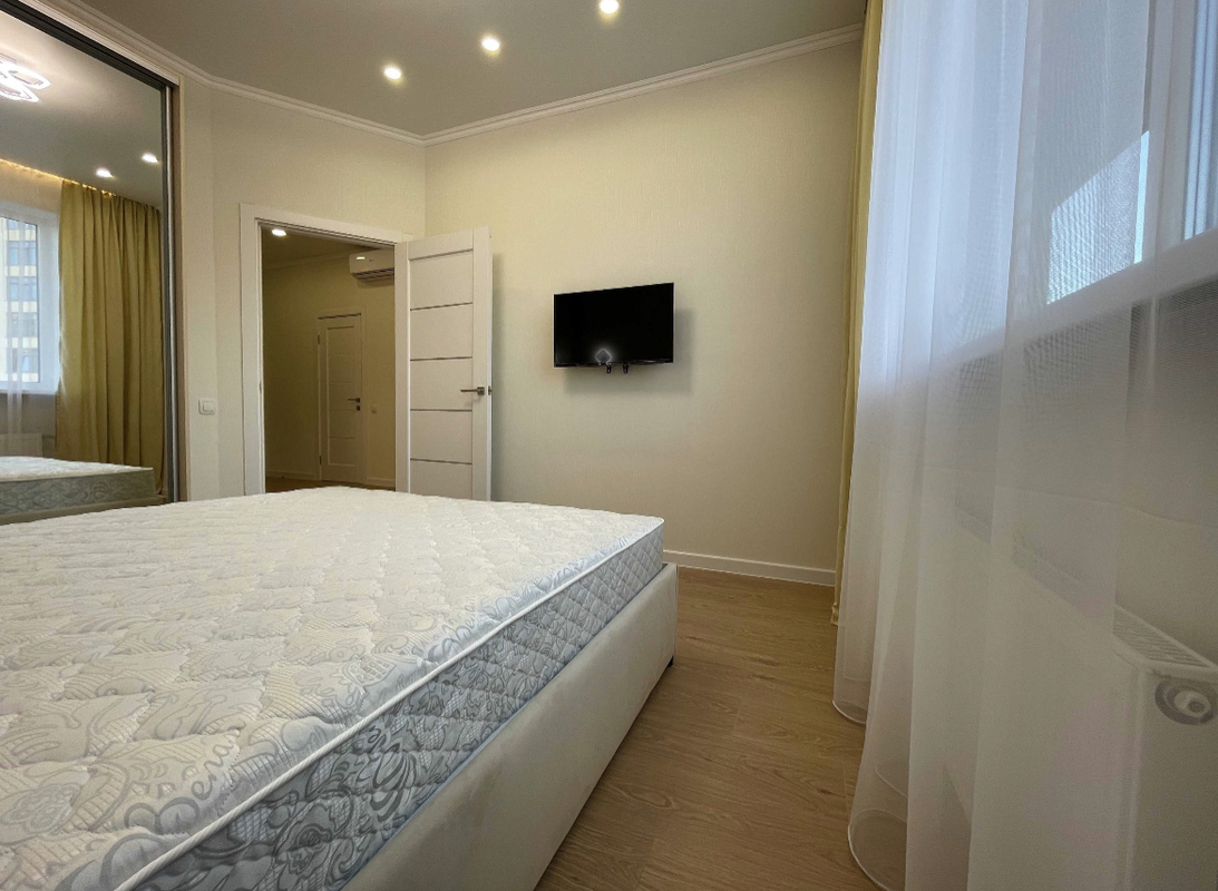 1-комнатная квартира в ЖК 51 Жемчужина